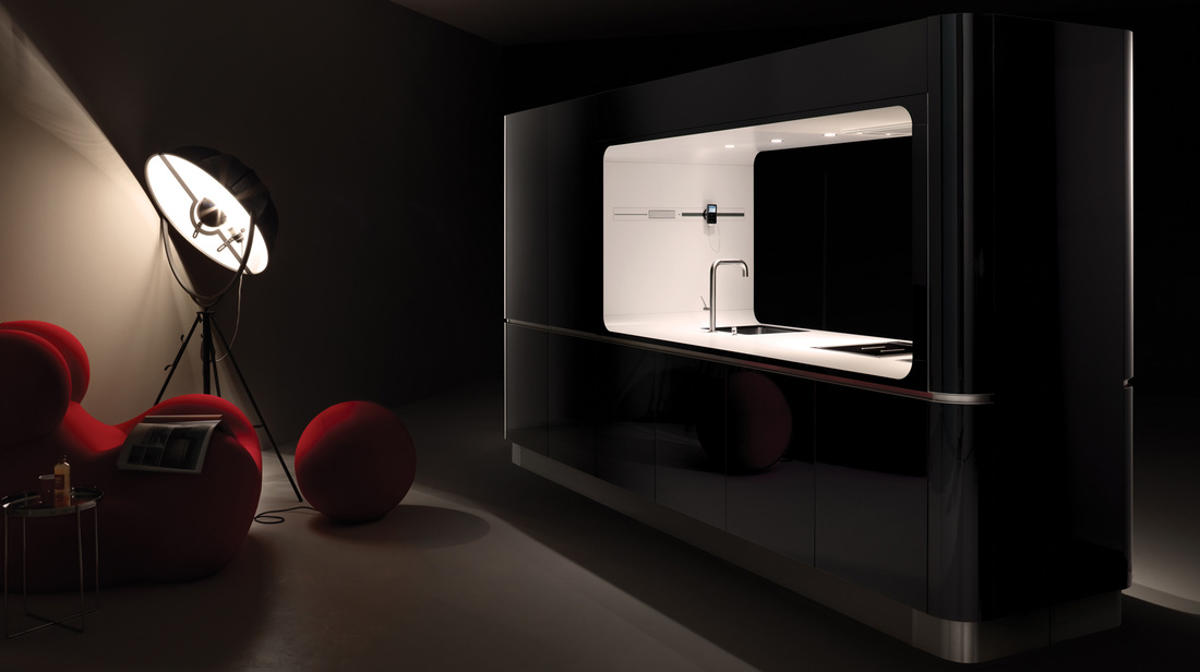 cucine design compatto